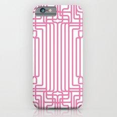 rockabilly lines Slim Case iPhone 6s