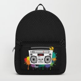 C13D Music Boombox 2 Backpack