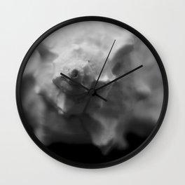 Murex Seashell Close-up Wall Clock