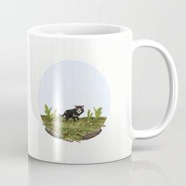 Tasmanian devil (Sarcophilus harrisii) Coffee Mug
