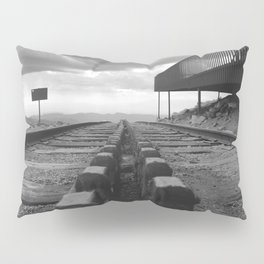 End of the Line Pillow Sham