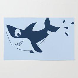 Mr. Shark Rug