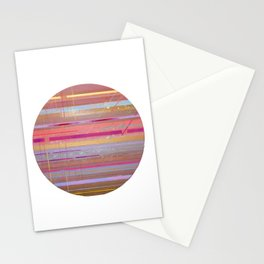 The Texture Of MisCommunication Stationery Cards