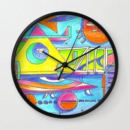 happy life episodes Wall Clock