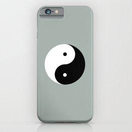 Taijitu / Yin and Yang iPhone Case