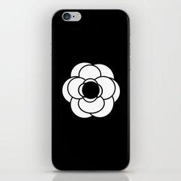 Vintage Camellia iPhone Skin