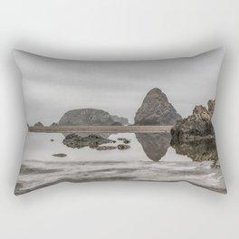 Whaleshead Beach Rectangular Pillow