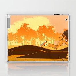 Kick Push.. Coast Laptop & iPad Skin