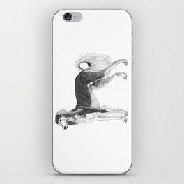 Saluki iPhone Skin