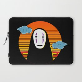 No Face a Lonely Spirit Laptop Sleeve