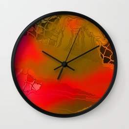 Olympicwave Wall Clock