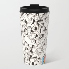 LEGO: Playwell.  Travel Mug