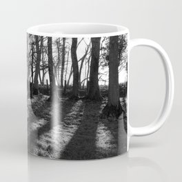 Railway Trees Coffee Mug