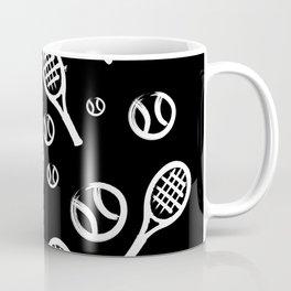 Tennis Tiempo Coffee Mug