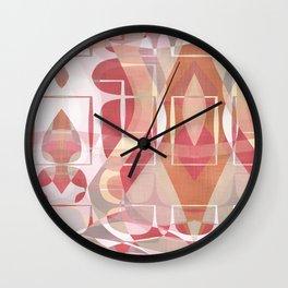 Gentle Minds Wall Clock