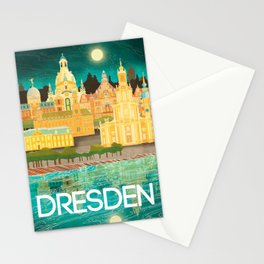 Dresden Germany Stationery Cards