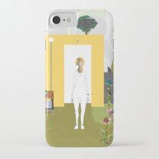 ここまで ここから - KOKOMADE KOKOKARA iPhone 7 Slim Case