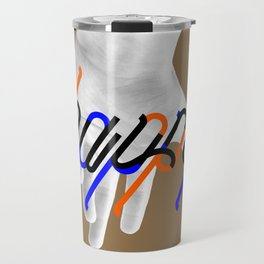 Be Happy Travel Mug