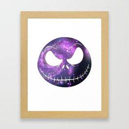 Jack Galaxy Framed Art Print