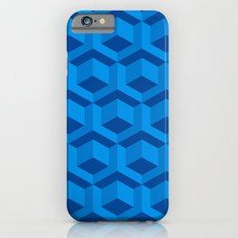 Cube Illusion 1 iPhone Case