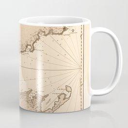 Gulf O St Lawrence 1780 Coffee Mug