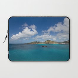 Carribbean Cove Laptop Sleeve