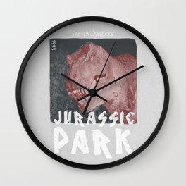 Jurassic Park | Steven Spielberg Wall Clock