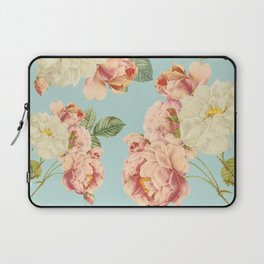 Flora temptation - sky blue Laptop Sleeve