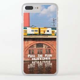 Old storehouse of Berlin Clear iPhone Case