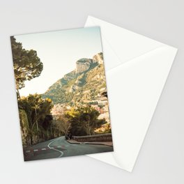 Streets of Monaco Stationery Cards