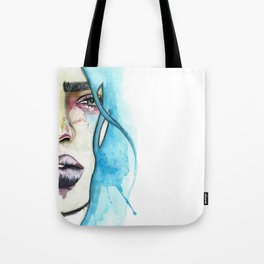 Beauty Hurts Tote Bag