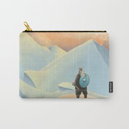 Thor going to Jotunheim Carry-All Pouch