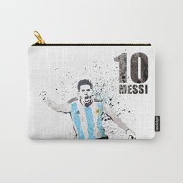 Sports art - World cup Argentina Carry-All Pouch