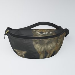 Canis Rufus Fanny Pack