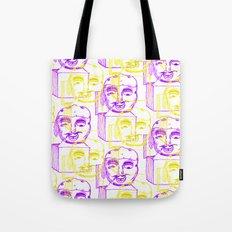 Jack in the Box 2 tone  Tote Bag