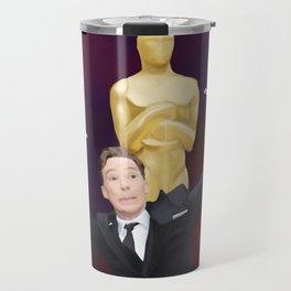 Photobomb Oscarbatch Travel Mug