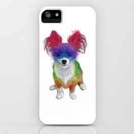Small Dog iPhone Case