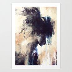 Craven Art Print