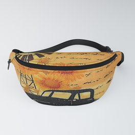 Country life Fanny Pack