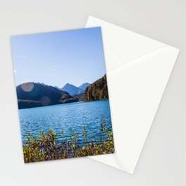 Alpsee lake Stationery Cards