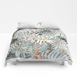 Tree | Trees | Silver Spruce | Ontario, Canada | Nadia Bonello Comforters