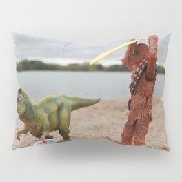 Surfing Buddies Pillow Sham