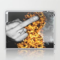 FUCK Laptop & iPad Skin