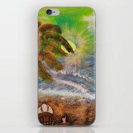 Washed Ashore iPhone Skin