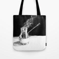 Arabic Coffee Tote Bag