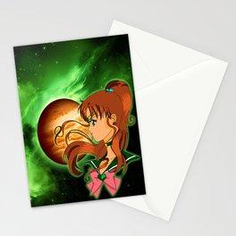 Sailor Jupiter Stationery Cards