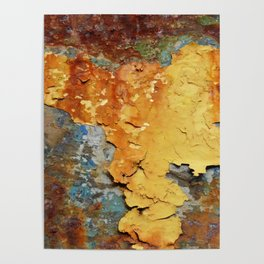 Colors of Rust 894 / ROSTart Poster