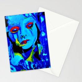 Blue Moon #society6 #decor #buyart Stationery Cards
