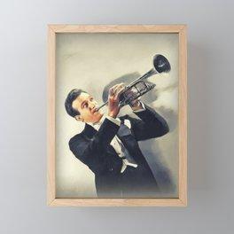 Harry James, Music Legend Framed Mini Art Print