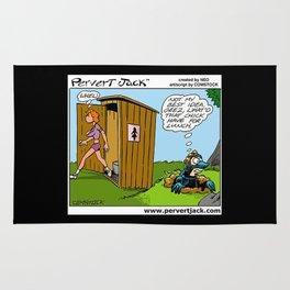Pervert Jack - Voyeur Fail Rug